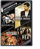 4 Film Favorites: Contemporary Westerns (The Assassination of Jesse James, Appaloosa, American Outlaws, Jonah Hex) by Warner Home Video
