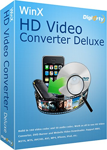 WinX HD Video Converter Deluxe [Download]