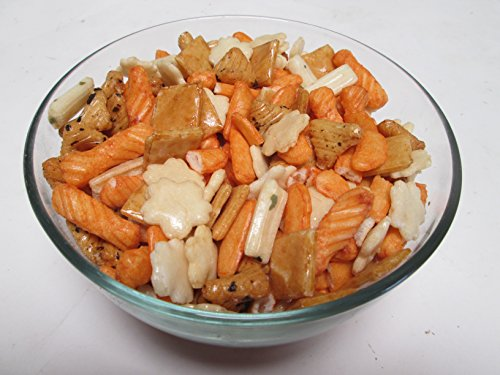 Oriental Rice Crackers Mix, 3 Lb-Candymax
