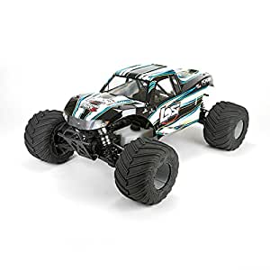 Team Losi 1/5 Monster Truck XL 4WD Gas RTR with AVC, Black