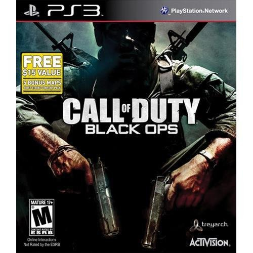 Call of Duty: Black Ops LTO - Playstation - Battlefield 3 Dlc