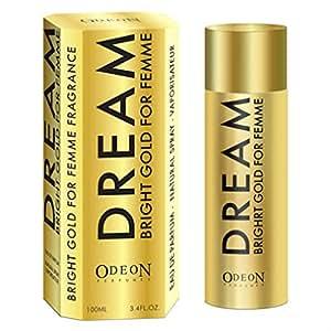 Odeon Bright by Odeon for Women - Eau de Parfum, 100ml