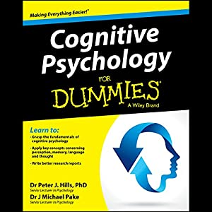 Cognitive Psychology for Dummies Audiobook