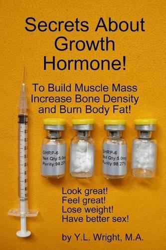 Secrets Growth Hormone Increase Density product image