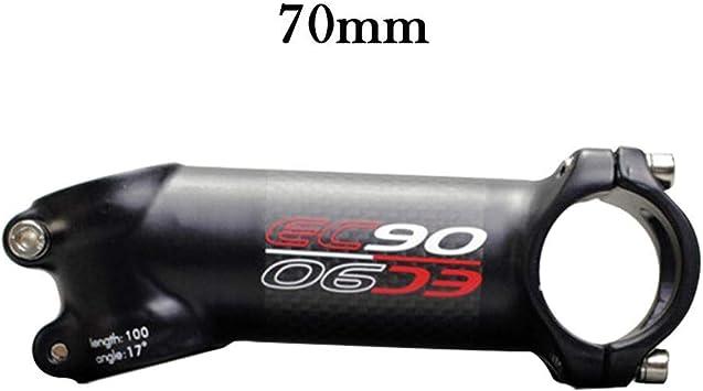 EC90 KILLYSUFUY Bicicleta Stem Bike Fibra de Carbono Stem ...