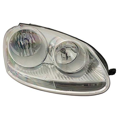 adlamp Passenger Side Right RH for Rabbit Jetta Golf GTI ()