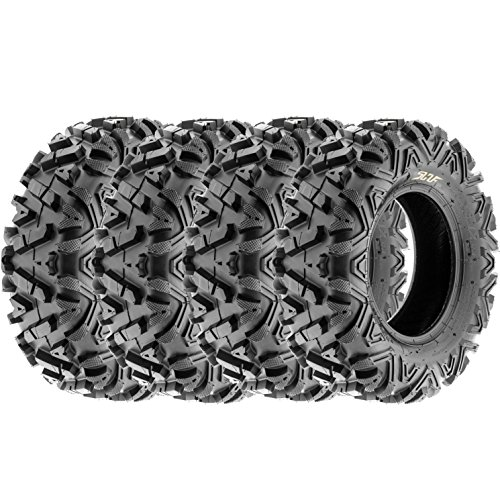 SunF 22x7 12 TERRAIN Tires A033