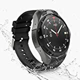 Best Android Wear Watches - AllCall W2 Professional Waterproof Android smartwatch IP68 Waterproof Review