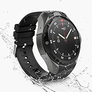 Amazon.com: KW98 Smart Watch Android 5.1 3G WiFi GPS Watch ...
