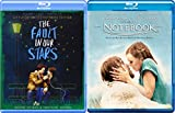 Young Romance Blu-ray Bundle - The Notebook & The Fault in Our Stars 2-Movie Collection