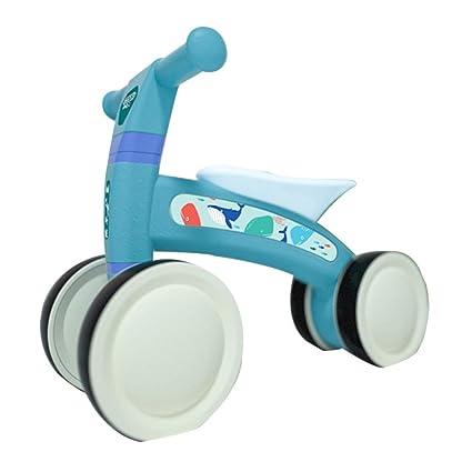GJBHD Scooter para Niños De 1 a 3 Años De Edad, Balanceador ...