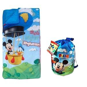 Mickey Mouse Slumber Bag