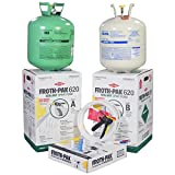 poly foam pipe insulation - DOW FROTH-PAK 620 Spray Foam Sealant Insulation Kit With 15' Hose, Closed Cell Foam, Covers 620 sq ft