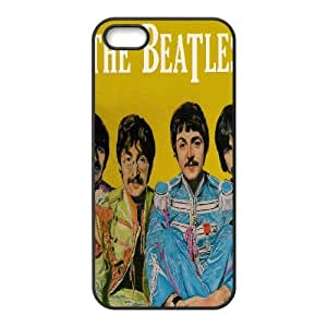 The Beatles for iPhone 5,5S Phone Case & Custom Phone Case Cover R94A650911