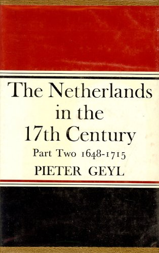 Netherlands in the Seventeenth Century: Pt. 2