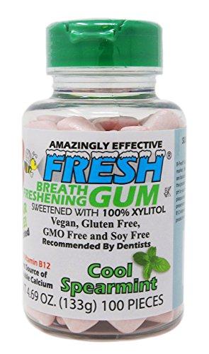 - B-Fresh Spearmint, 100-ct