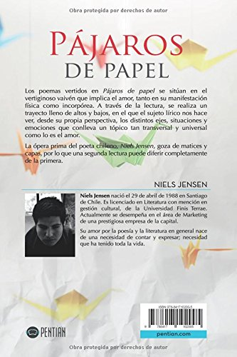 Pájaros de papel (Spanish Edition): Niels Jensen: 9788417102005: Amazon.com: Books