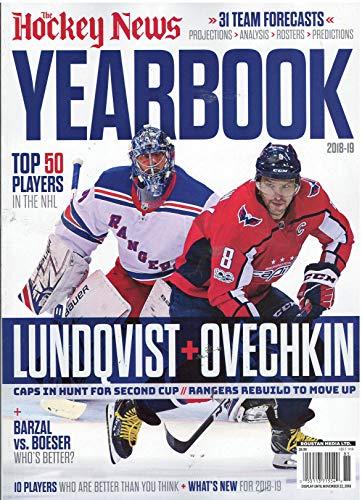 - The Hockey News Yearbook 2018 - 2019