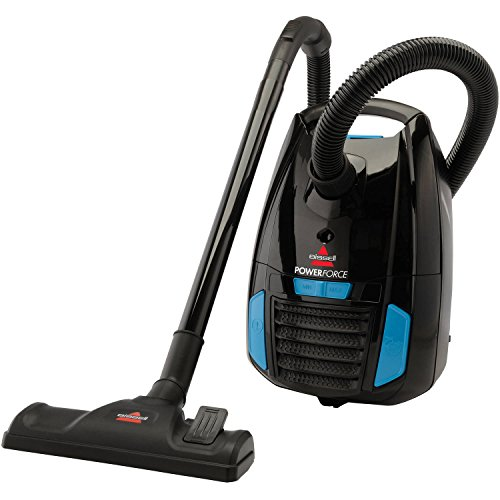 Power Vacuum Cleaner : Bissell powerforce bagged power canister vacuum cleaner