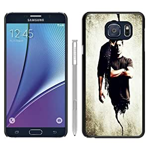 Unique Samsung Galaxy Note 5 Skin Case ,supernatural season 5 black Samsung Galaxy Note 5 Cover Fashionable And Durable Designed Phone Case