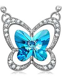 Butterfly Necklace ♥SAVE 30% → NARV9WR8♥ Women Jewelry...