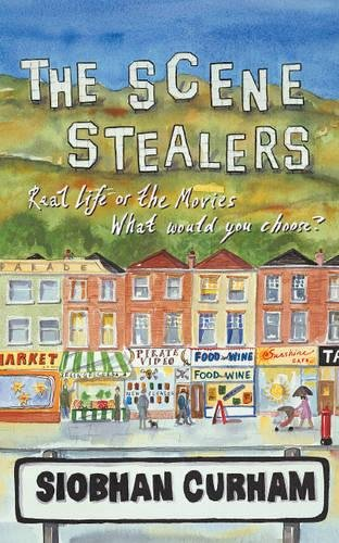 book cover of The Scene Stealers