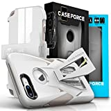 CASE FORCE [Velocity Series] World's First High Velocity Impact Resistance Case with Built-in Kickstand + Swivel Belt Clip Holster + Screen Protector For iPhone 7 Plus, 5.5 Inch (Wireless Phone Accessory)