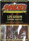 Swhacker Shrink Bands, 125-Grain For Sale