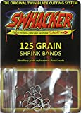 Swhacker Shrink Bands, 125-Grain