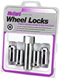 McGard 25115 Chrome Tuner Style Cone Seat Wheel Lock Set