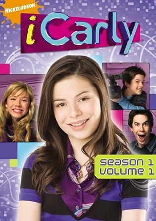 Amazon com: iCarly: Season 1, Vol  1: Miranda Cosgrove
