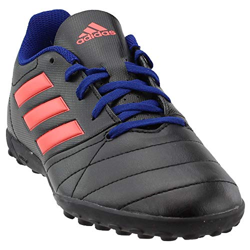 adidas Women's Ace 17.4 Tf w Soccer Shoe, White/Black/Core Red S, 10 M US