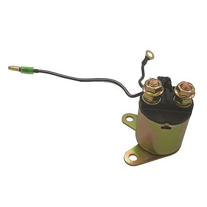 amazon com: cancanle starter motor solenoid relay for honda gx160 gx200  5 5hp 6 5hp gas engine: garden & outdoor