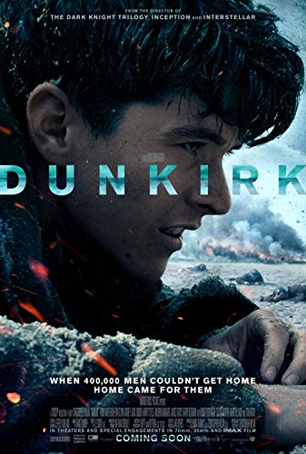 Dunkirk 2017 Authentic Original Movie Poster - Dbl-Sided - Harry Styles - Tom Hardy