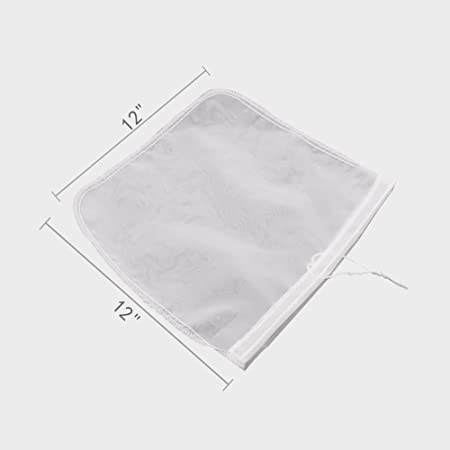 Amazon.com: Bolsa de leche para frutos secos – colador de ...