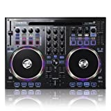Reloop Beatpad Professional 4-Channel DJ Controller for iPad, Mac and PC (Beatpad)