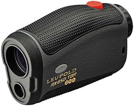 Leupold RX-850i TBR with DNA Digital Laser Rangefinder, Black Grey