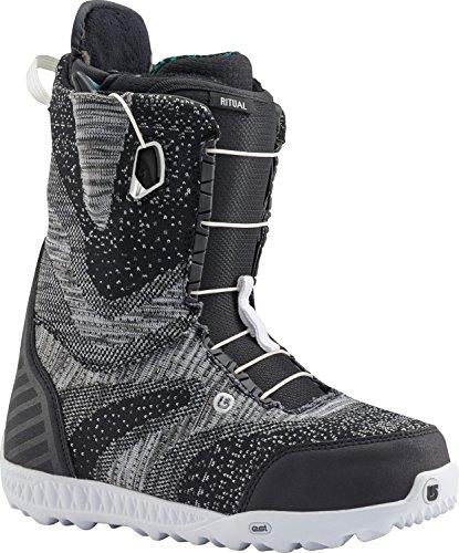 Burton Women's Ritual LTD Snowboard Boots Black/Multi Size 7