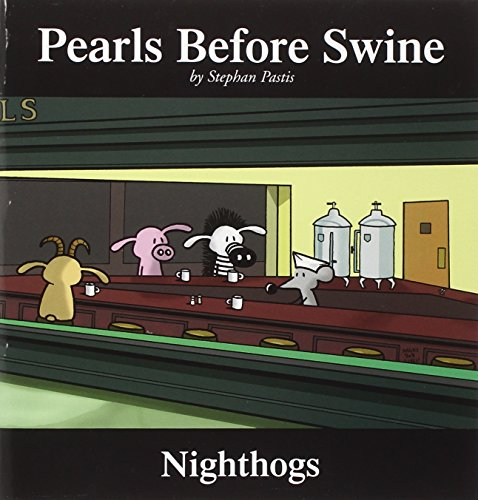 Nighthogs: A Pearls Before Swine Collection (Volume 4) (Jordan Retro Collection)