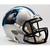 Carolina Panthers Official NFL 5 inch Mini Helmet by Riddell 991139