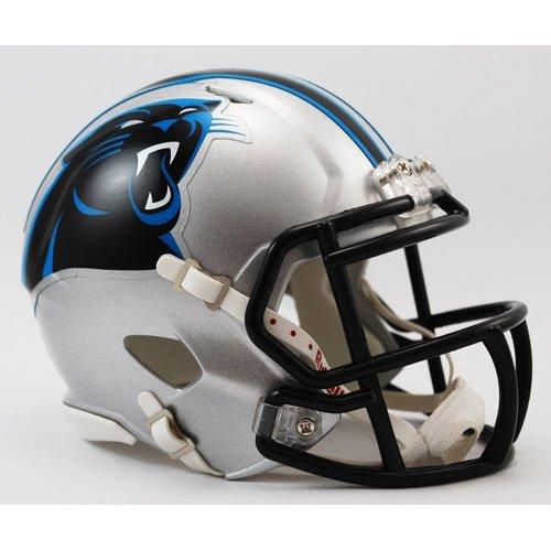 Carolina Panthers Official NFL 5 inch Mini Helmet by Riddell 991139 by Riddell