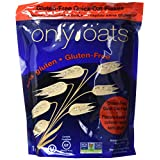 Only Oats Pure Whole Grain Quick Oat Flakes, 1Kg