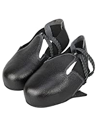 HAOKER Protective Steel Toe Cap Work Safety Boots and Shoes Covers One Size Fit All