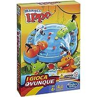 Hasbro Gaming - Mangia Ippo Travel (Gioco in Scatola), B1001103