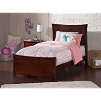 Atlantic Furniture AR9026034 Metro Bed, Twin