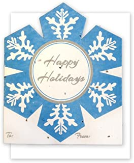 product image for Grow A Note® Holiday Snowflake Gift Card Holder 4-Pack