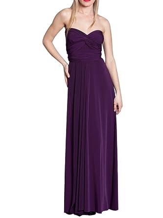 The 8 best eggplant bridesmaid dresses under 100