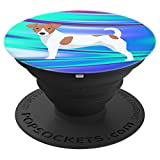 Jack Russell Terrier Dog Phone Holder - PopSockets Grip and Stand for Phones and Tablets