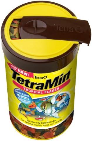 Tetra  Tetramin Tropical Flakes 12