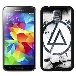 Durable Galaxy S5 Case,DIY I9600 Case Design with Linkin Park Samsung Galaxy S5 SV I9600 Phone Case in Black